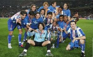 Порту- победитель ЛЧ 2004 года