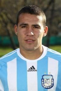 Николас Отаменди игрок сборной Аргентины